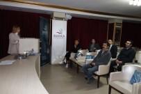 Safranbolu'da 'Sanayi Ve Çevre Altyapısı Mali Destek Programı' Toplantısı