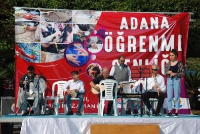 Şakirpaşa Halk Eğitim Merkezi'nden Türk Halk Müziği Konseri