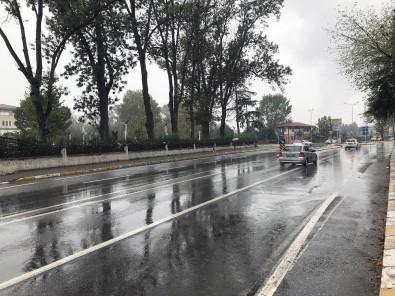 SASKİ'den Kuvvetli Yağış Açıklaması