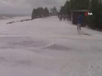 SRI LANKA - Sri Lanka'da Şiddetli Yağış Ve Fırtına Açıklaması 1 Ölü