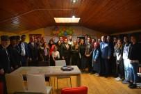 Şuhut'ta Fatih Ortaokulu'na Kütüphane