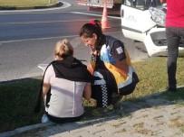 Trafik Işığının Arızası Kazaya Sebep Oldu Açıklaması 1 Yaralı
