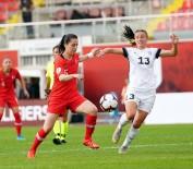 TOLUNAY KAFKAS - A Milli Kadın Futbol Takımı, Estonya İle 0-0 Berabere Kaldı