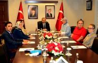 AİLE VE SOSYAL POLİTİKALAR BAKANI - Adana'da Sağlık Ve Gıda Politikaları Toplantısı