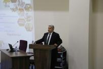 YUSUF ŞAHIN - Akademisyenlerle Buluşan Rektör Şahin İhtisaslaşma Sürecini Anlattı