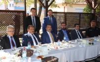 YUSUF ŞAHIN - Aksaray'da Aylık Değerlendirme Toplantısı Yapıldı