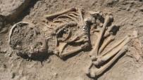 5 bin 700 yıllık çocuk iskeleti ortaya çıktı