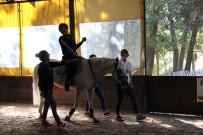 Atlı Terapi, Engelli Çocukların Yüzünü Güldürdü