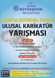 TURHAN SELÇUK - Aydın Büyükşehir Belediyesi 'Jeotermal' Konulu Karikatür Yarışması Düzenledi