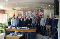 Başkan Yaman'a Ziyaretler