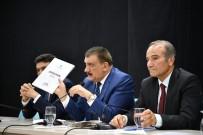 Belediye Başkanı Selahattin Gürkan, Arguvan'da Ziyaret Ve İnceleme Yaptı