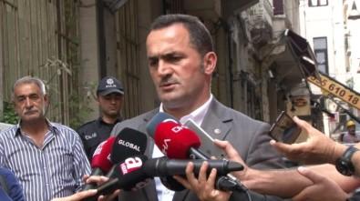 Beyoğlu Belediye Başkanı Yıldız Açıklaması 'Ayhan Işık Soka'ktaki Bina İçin Yıkım Kararı Alındı'
