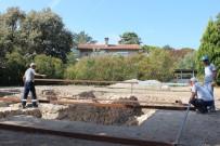 MIMAR SINAN GÜZEL SANATLAR ÜNIVERSITESI - Burhaniye Kazı Alanı Kış Şartlarına Hazırlanıyor