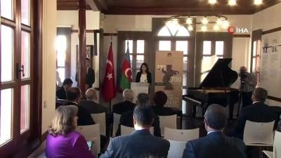 Büyükelçi Hazar İbrahim'den Ankara Gökyay Vakfı Müzesi'ne Özel Satranç Takımı
