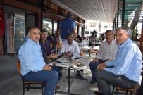 CHP Akçadağ İlçe Başkanından Esnaf Ziyareti