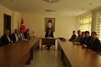 ' Daha Yeşil Bir Türkiye İçin' Toplantı Düzenlendi