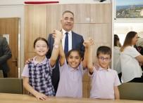 Depremin Minik Kahramanlarına Okullarında Ziyaret