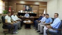 Din Görevlileri Müdür Tunçmen İle Bir Araya Geldi