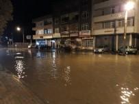 Edirne'de Şiddetli Sağanak