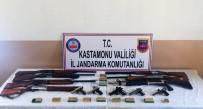 Kastamonu'da Silah Ve Uyuşturucu Operasyonu Açıklaması 2 Gözaltı