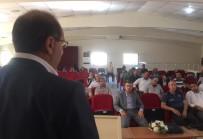 Keban'da Cami Ve  Hayat Konferansı