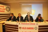 ADLIYE SARAYı - Kilis Baro Başkanlığına Taşçı Seçildi