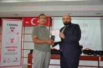 Kızılay'dan Elbistan'daki Kan Bağışçılarına Madalya