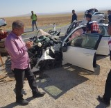 Okula Giden Öğretmenler Kaza Yaptı Açıklaması 1 Ölü, 1 Yaralı