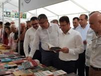 ATAOL BEHRAMOĞLU - Samandağ'da Kitap Günleri Başladı