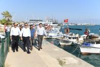 KARGO GEMİSİ - Seçer Açıklaması 'Taşucu Limanımızı Uluslararası Standartlara Uygun Hale Getirebiliriz'