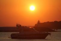 Silivri'de Gün Batımı Kendisine Hayran Bıraktı