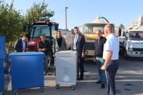 Murat Kurum - Ürgüp'te Sıfır Atık Projesi Uygulanıyor
