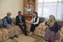 Vali Sezer Açıklaması 'Şehit Ve Gazi Ailelerinin Her Zaman Yanındayız'