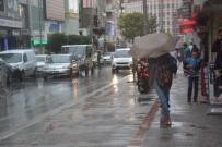 Valilikten Yağış Ve Fırtına Uyarısı