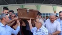ASKERİ TÖREN - Vefat Eden Kıbrıs Gazisi Toprağa Verildi