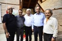 TARİHİ BİNA - Yazarlarevi Çukurova Okulu'nun Açılışı Yapıldı