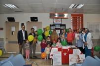 KADIN DOĞUM UZMANI - Yerköy'de Emzirme Haftası Etkinlikleri
