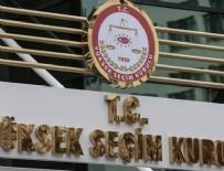 GENEL KÜLTÜR - Yüksek Seçim Kurulu personel alacak
