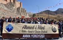 Ağrı'da 3. Ahmed-İ Hani Kültür, Sanat Ve Turizm Festivali Başladı