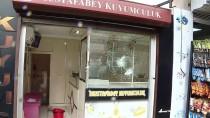 Bursa'da Kuyumcu Dükkanından 75 Bin Liralık Altın Çalındı