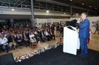 MIMAR SINAN GÜZEL SANATLAR ÜNIVERSITESI - Bursa Foto Fest Heyecanı Merinos'ta Başladı