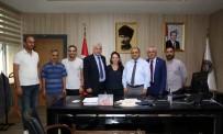 İMTİYAZ - Çetinkaya, 'Mardin'in Huzuru İçin Çalışacağız'