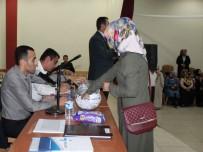 KURA ÇEKİMİ - Erzincan'da 9 Ay Süreyle Çalıştırılacak 250 İşçi Kadrosuna 6 Bin Kişi Başvurdu