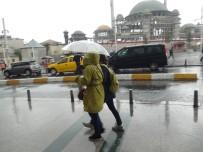 SONAR - İstanbul Valiliğinden Sağanak Yağış Uyarısı