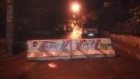 YAĞIŞ UYARISI - İzmir'de Sağanak Yağış Hayatı Felç Etti