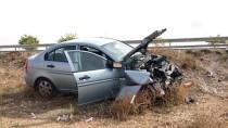 Konya'da Trafik Kazası Açıklaması 1 Ölü, 3 Yaralı