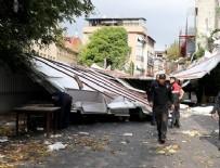 Dün gece İstanbul'u vuran fırtınanın ardından yeni uyarı: Bu gece ikinci dalga geliyor