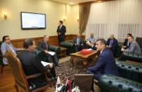 SALIH AYHAN - Sivas'ta Düzenlenecek Ulusal Yarışın Hazırlıkları Sürüyor