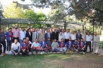 Taraftar Gruplarıyla Spor Güvenlik Kurulu Toplantısı Yapıldı