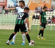 MUSTAFA İLKER COŞKUN - TFF 2. Lig Açıklaması Kırşehir Belediyespor Açıklaması 0 - Sakaryaspor Açıklaması 0